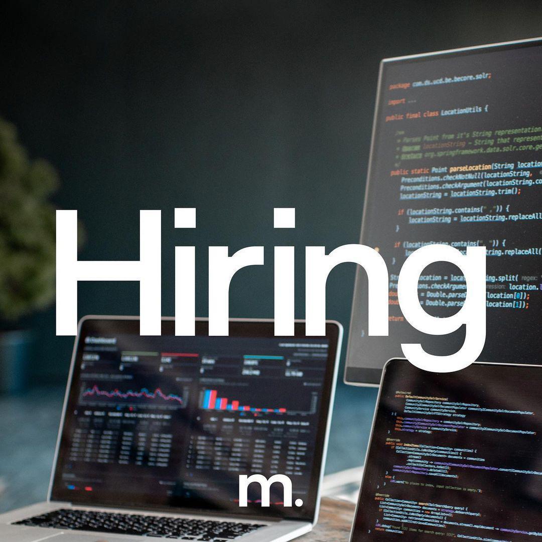 Myth hiring Software Developer