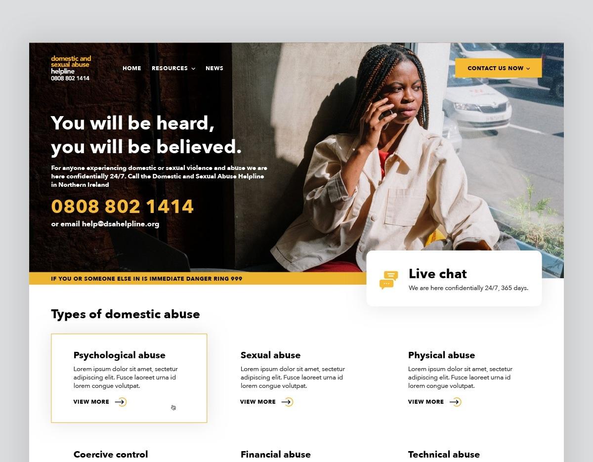 Myth launch DSA website